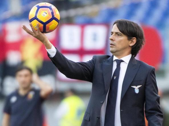 Lazio, derby a rischio per Milinkovic. Inzaghi