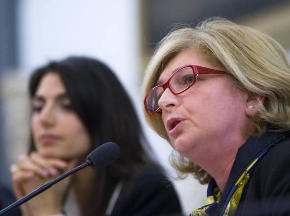 Roma - Assessore Paola Muraro si dimette dopo avviso di garanzia