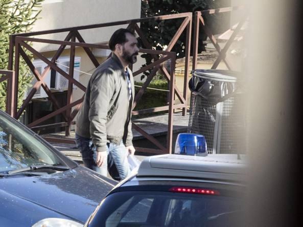 L'arresto di Raffaele Marra (Ansa)