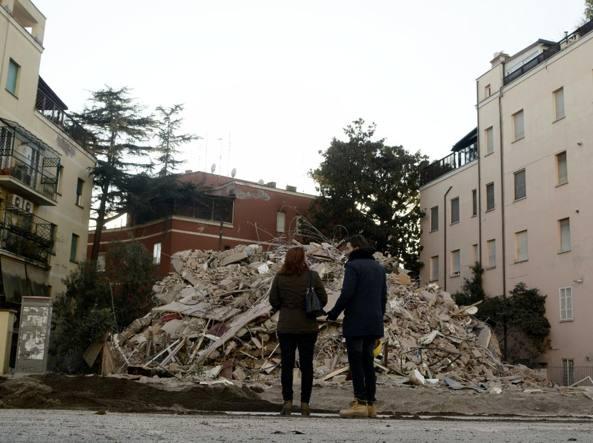La demolizione (Jpeg)