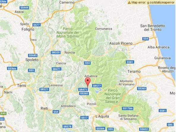 Terremoto: scuole chiuse nei giorni 18 e 19 gennaio per controlli
