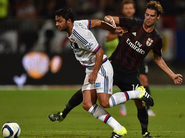 Calciomercato Roma, preso Clement Grenier dal Lione: prestito a 3,5 mln