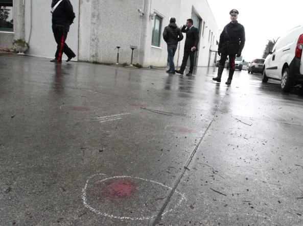 Roma: rapina con sparatoria a San Cesareo. Feriti 2 criminali