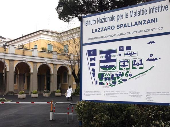 Roma, Spallanzani: quattro casi di meningite in 48 ore