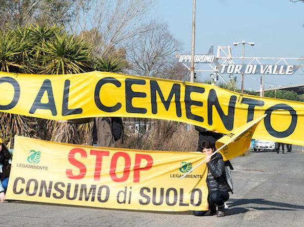 Stadio della Roma, lo stop del Ministero: