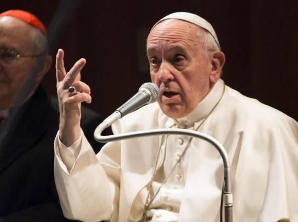 Papa Francesco, Terza Guerra Mondiale a Pezzi: il discorso di Oggi