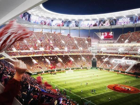 Stadio della Roma, accordo raggiunto. Baldissoni: