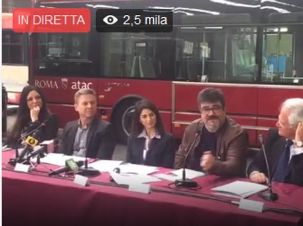 Roma: Atac, al via campagna lotta all'evasione. Aumentano controlli