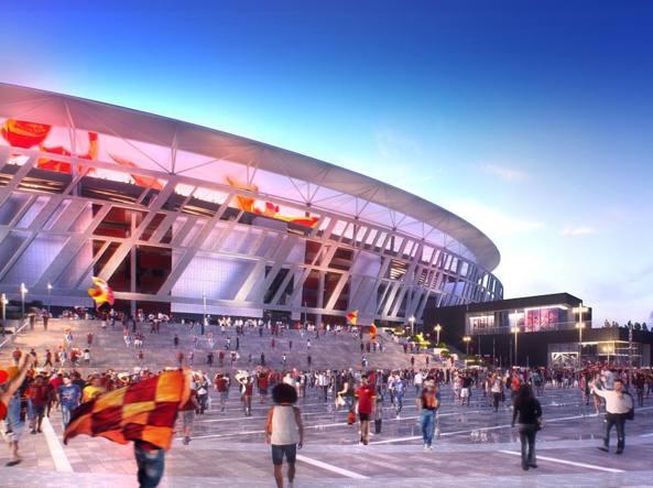 Stadio Roma: domani Conferenza servizi