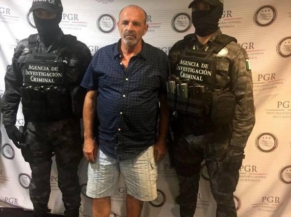 Arrestato in Messico superlatitante di camorra