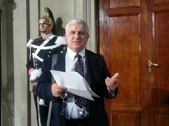 L'avvocato Ugo Morelli, che ha concorso ai vertici dell'Ama, da giornalista pubblicista ha svolto collegamenti dal Quirinale