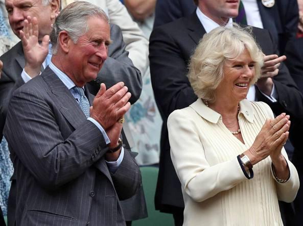 Terremoto, visita reale ad Amatrice: arrivano Camilla e il Principe Carlo