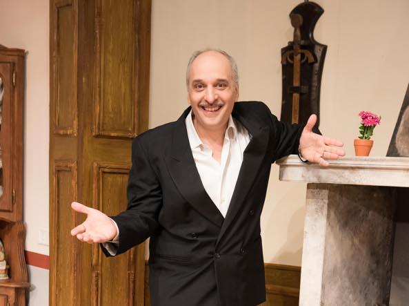 Fabio Gravina, direttore artistico