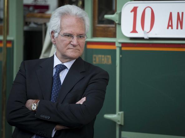 Manuel Fantasia, nuovo amministratore Atac (foto LaPresse)