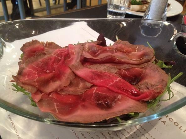 Insalata di roast beef  (D'Arienzo)