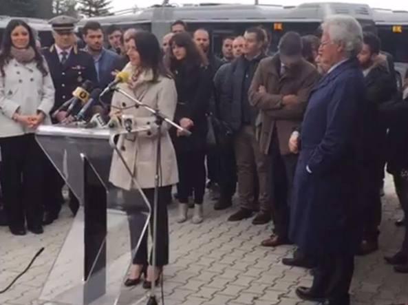 Roma: Atac, da oggi in servizio i filobus BMB Avancity