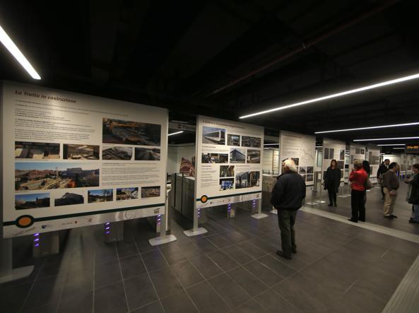 Pronta la Metro C a San Giovanni: è la prima stazione Museo