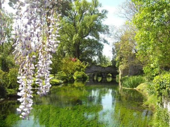 Roma da ninfa alla landriana riaprono i giardini - Casting giardini da incubo 2017 ...