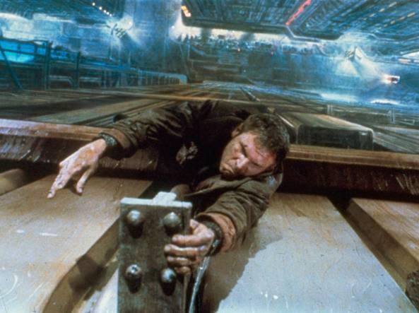Una scena di «Blade Runner» (1982) di Ridley Scott