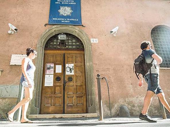 Il museo in via del Sudario in causa con il Campidoglio