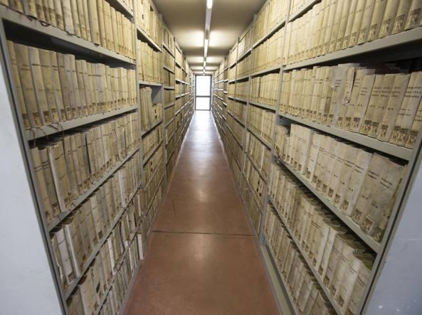 La Biblioteca nazionale centrale di Castro Pretorio