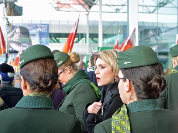 Alitalia, Poletti: nazionalizzazione esclusa. Calenda:
