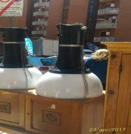 Se le lanterne storiche rimpiazzate dai led vanno a - Porta portese milano ...