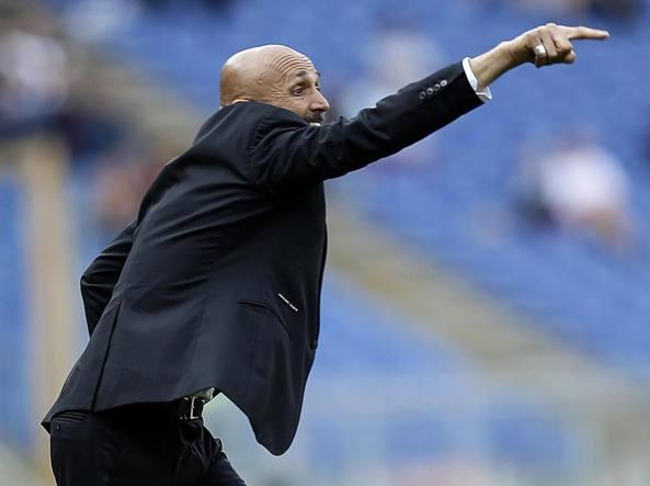Roma-Lazio, Spalletti in conferenza: