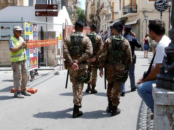 Stop a sbarchi in Sicilia durante G7