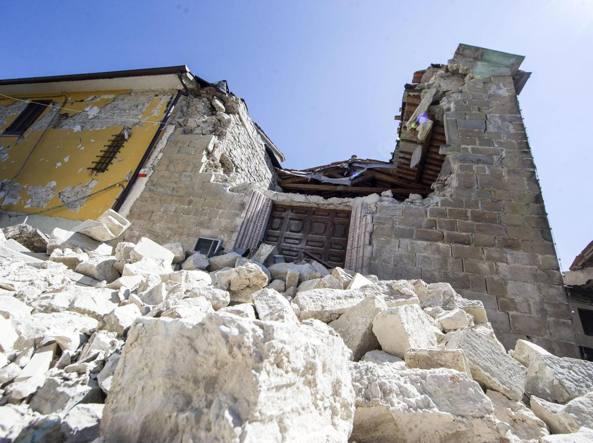 Accumoli: lavori fatti male al campanile crollato durante il sisma, 7 indagati