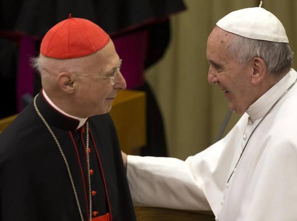 Al voto per il dopo Bagnasco Papa: tre nomi non mi vincolano