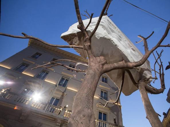 Foglie di Pietra, Bergamo: