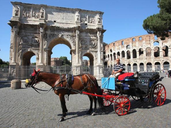 Strade nuove a Roma,