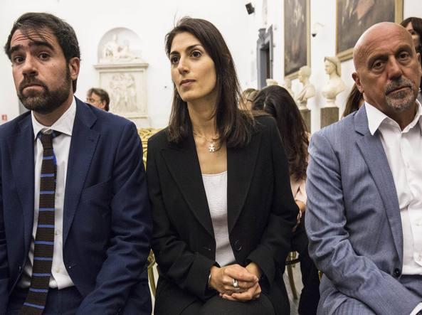 Roma, Bonaccorsi (Pd): svolta Raggi perchè rischia rinvio giudizio