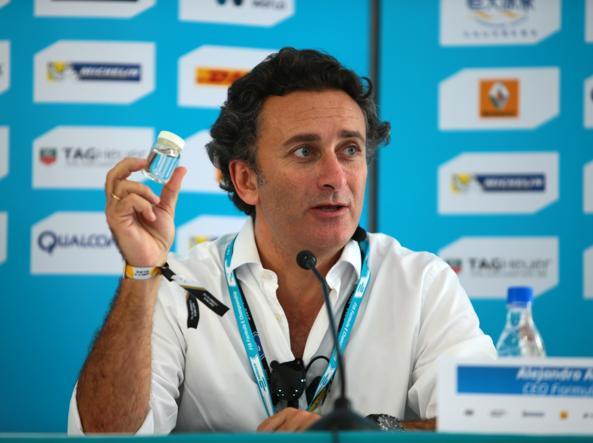 Alejandro Agag, ideatore e patron della Formula E