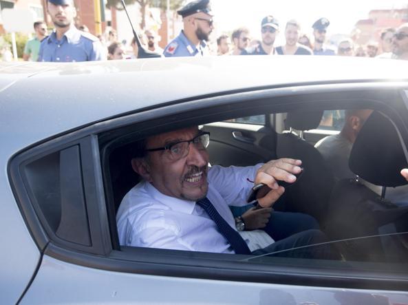 Concorso Umberto I: dopo il rinvio gli Infermieri occupano la via Aurelia