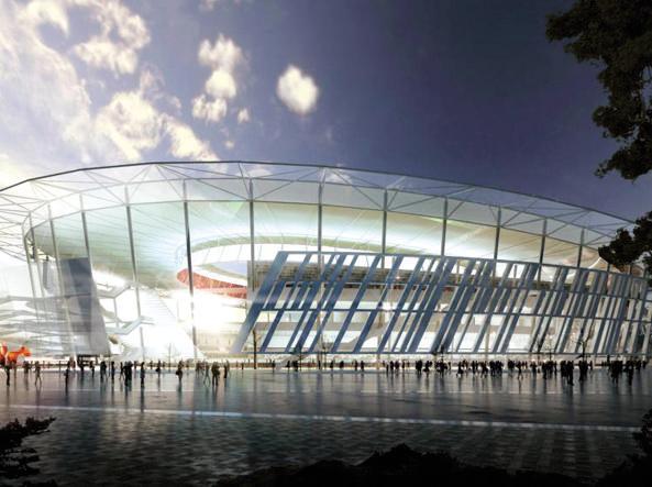 Stadio della Roma a Tor di Valle