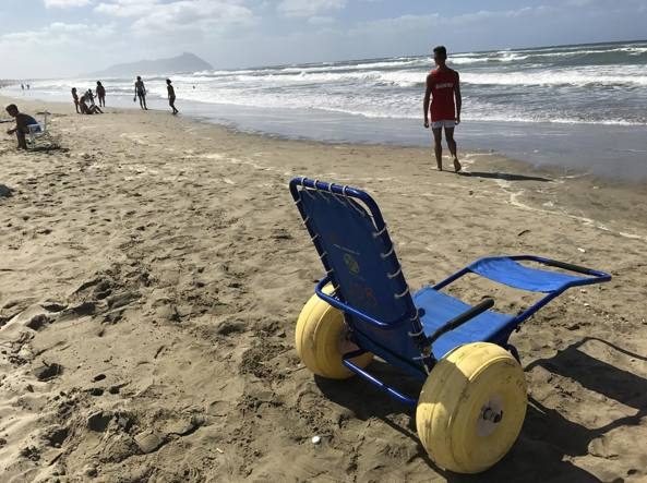 La spiaggia (Marangon)