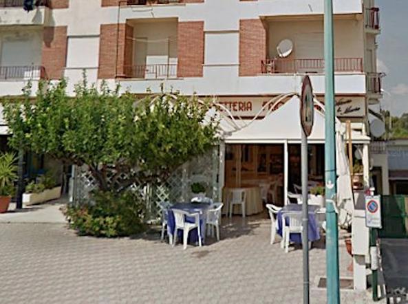 Il ristorante «Maria e Vittorio» a Foce Verde (Foto Marangon)