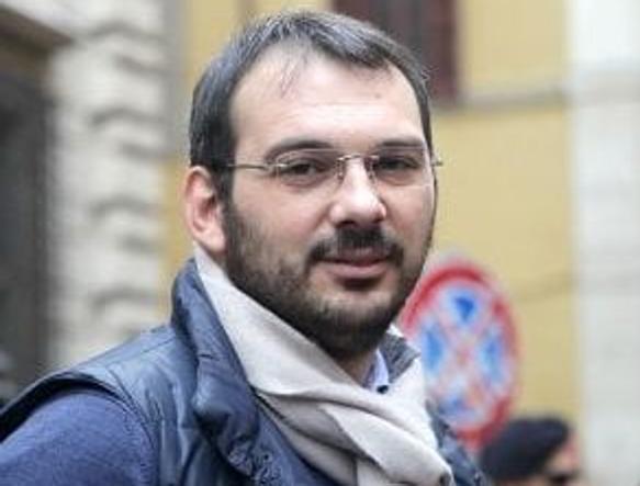 Roma, ladri in casa del giornalista modicano Paolo Borrometi