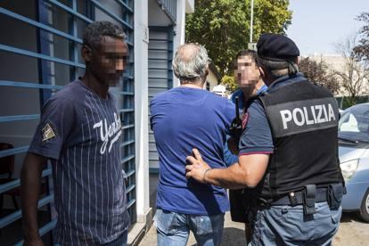 Tiburtino III, tensione tra migranti e residenti