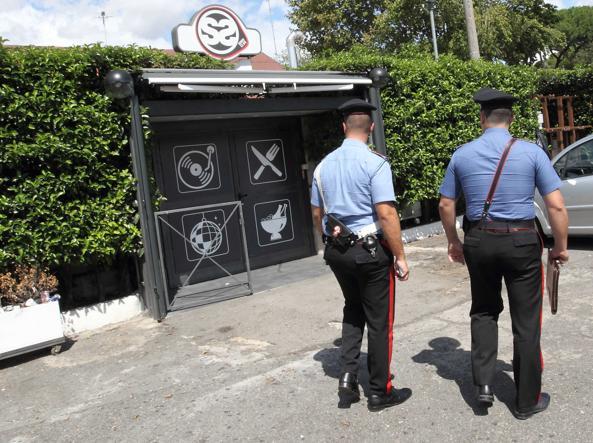 Roma, uomo trovato morto vicino a una discoteca