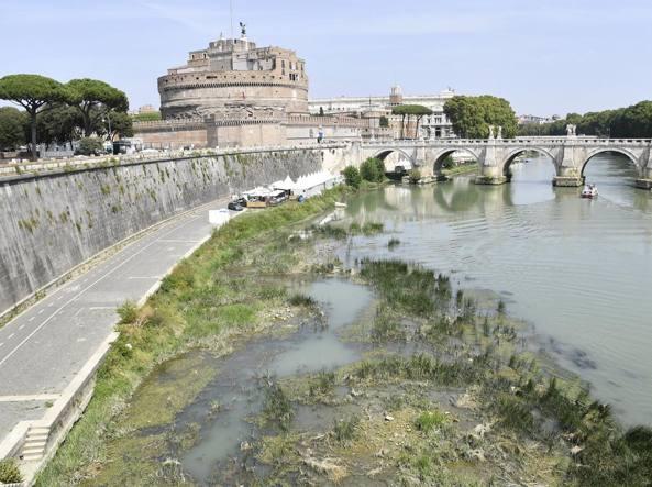 Siccità Roma, Acea: recuperate 6-7% perdite, stop piano riduzione pressione