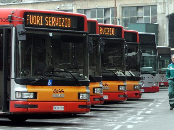 Roma, iniziato lo sciopero Atac. Caos metro e bus