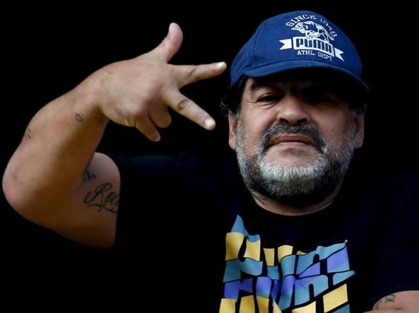 Maradona e l'avv. Pisani assolti dall'accusa di diffamazione aggravata