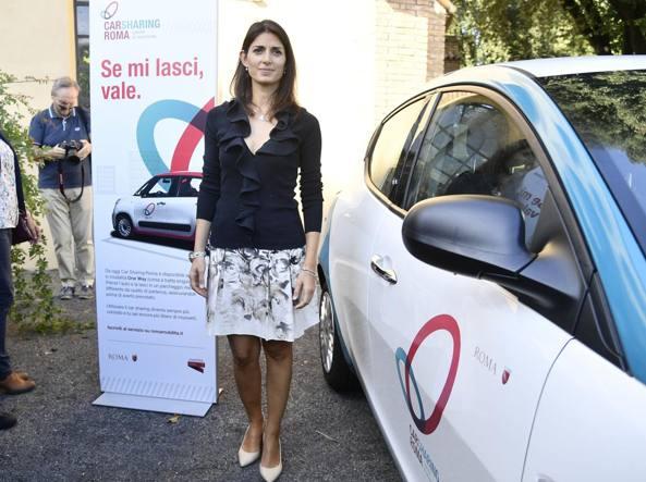 Violenza sessuale a Villa Borghese, Raggi: