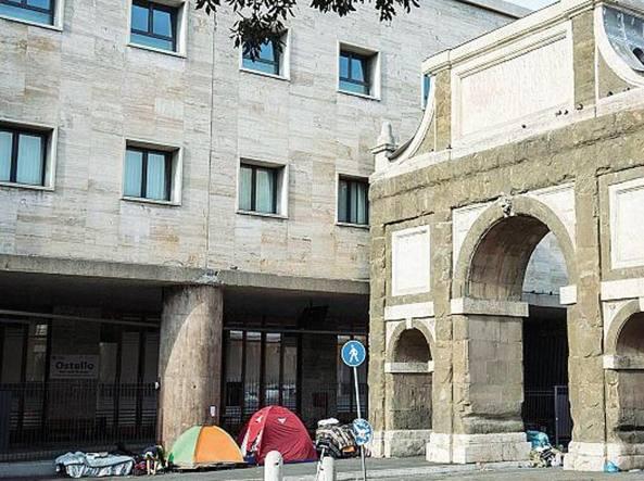 Comune disponibilit 900 posti letto ma a roma i senza tetto sono 8 mila - Posto letto roma 200 euro ...
