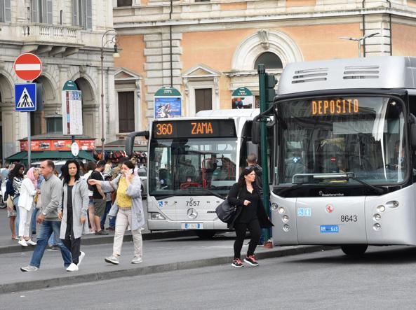 Roma: nuovo sciopero dei mezzi pubblici per venerdi 13