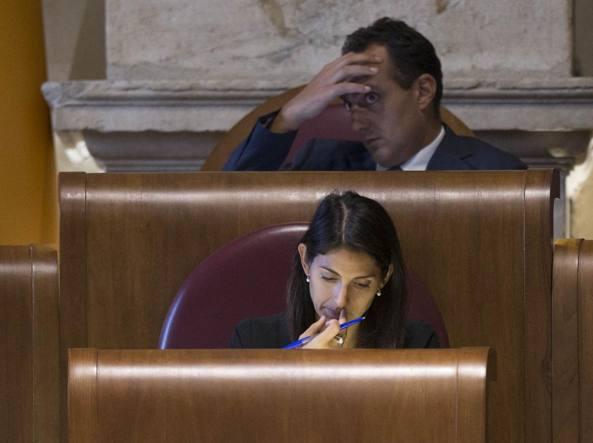 Roma, revisori bocciano bilancio 2016 del Campidoglio. Lemmetti: