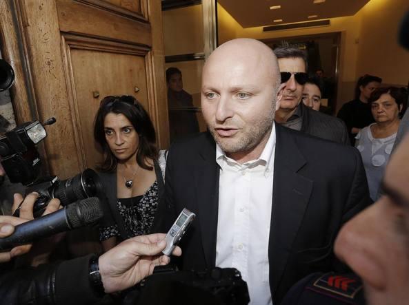 L'ex consigliere comunale Ignazio Cozzoli Poli (Ansa)